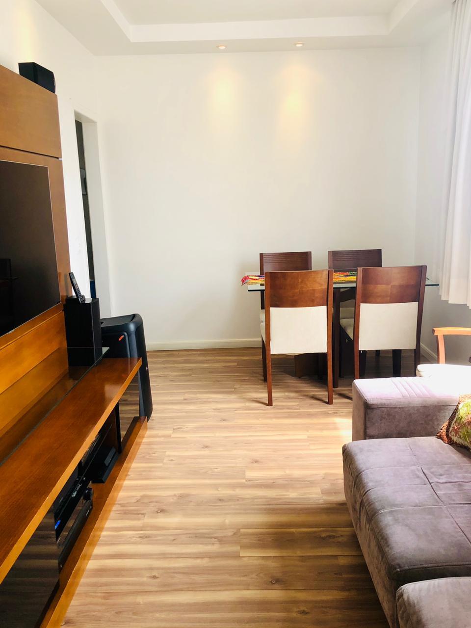Lindo Apartamento Vazio – Cód:P480